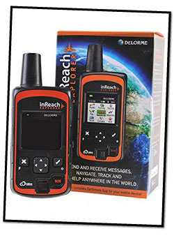 DeLorme InReach Satellite Communicator