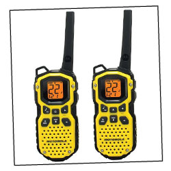 Motorola MS350R FRS GMRS Radios