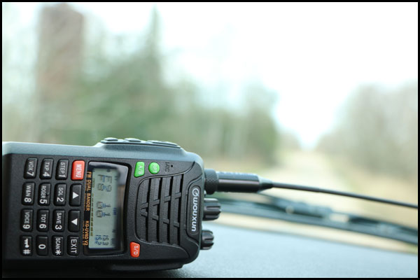 FRS GMRS on Wouxun UV6D