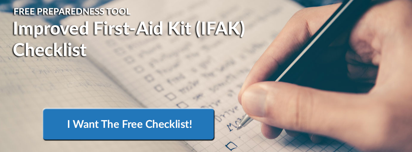Download The Free IFAK Checklist