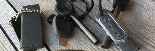 Fire Steel Review - Light My Fire vs Coghlan's