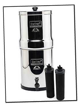 Big Berkey Water Purification System