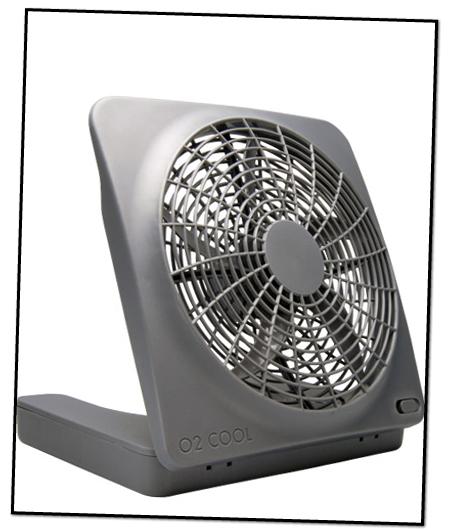 battery-fan