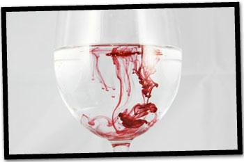 dye-glass