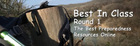 Disaster Preparedness Resources - Best In Class Round 1