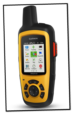 Inreach Satellite Messenger
